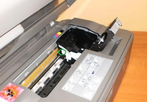Ремонт принтера epson cx3900 своими руками 6