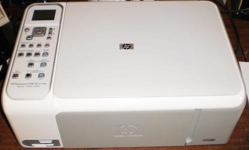 драйвер на принтер hp c4183