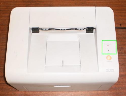 Не печатает принтер самсунг scx 3200