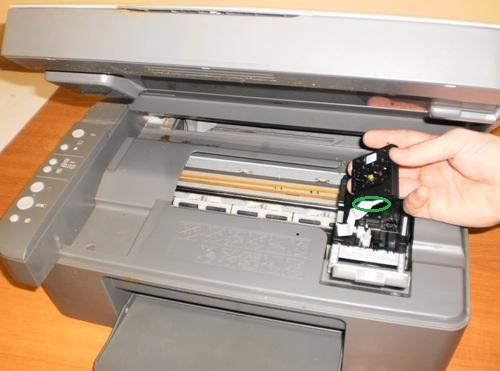 Ремонт принтера epson cx3900 своими руками 2